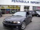 Used 2003 BMW M3 CABRIOLET for sale in Oakville, ON