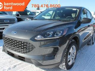 New 2020 Ford Escape S 100A AWD 1.5L Ecoboost, Auto Start/Stop, Lane Keeping System, Pre-Collision Assist, Remote Keyless Entry, and Reverse Camera System for sale in Edmonton, AB