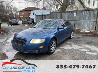 Used 2005 Audi A6 for sale in Scarborough, ON