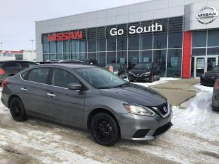 Used 2016 Nissan Sentra SV, AUTO, BACK UP CAMERA for sale in Edmonton, AB