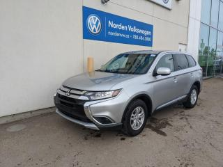 Used 2018 Mitsubishi Outlander ES AWD - HEATED SEATS / TOUCHSCREEN / BACKUP CAM for sale in Edmonton, AB