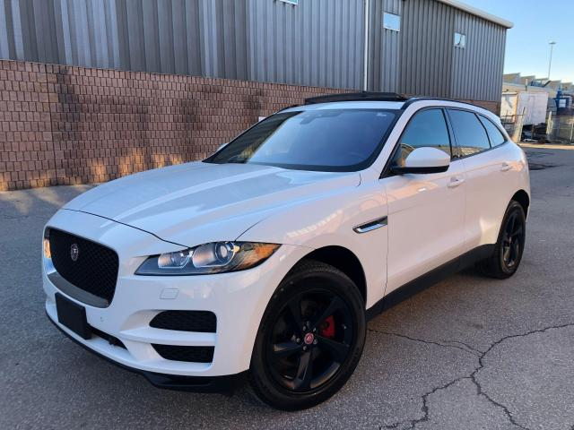 2017 Jaguar F-PACE ***SOLD***