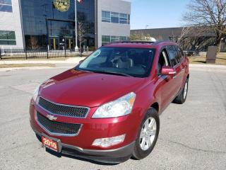 Used 2010 Chevrolet Traverse 2LT for sale in Toronto, ON