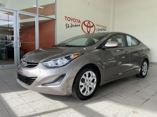 Used 2015 Hyundai Elantra * GL * GR ELECT * A/C * SIEGES CHAUFFANTS * for sale in Mirabel, QC
