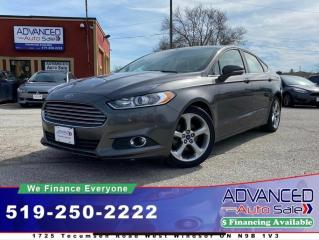 Used 2015 Ford Fusion SE for sale in Windsor, ON
