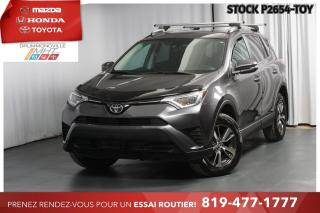Used 2018 Toyota RAV4 INTÉGRALE| MAGS| SAFETY SENSE for sale in Drummondville, QC