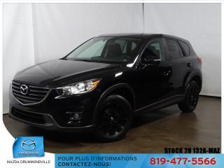 Used 2016 Mazda CX-5 |GS|AWD|TOITOUV|CAMERA|SIEGCHAUF|MAG|GARANTIE| for sale in Drummondville, QC