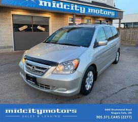 Used 2007 Honda Odyssey EX | 7-Passenger | Power Sliding Doors | CERTIFIED for sale in Niagara Falls, ON