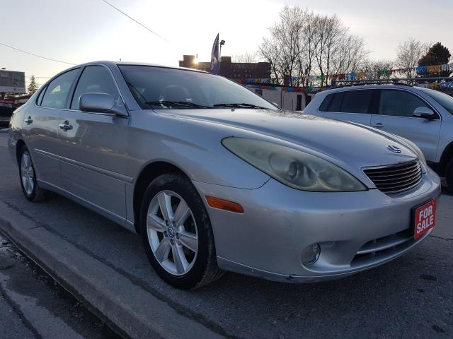 2006 Lexus ES 330 EXTRA CLEAN-SUNROOF-LEATHER-FULLY LOADED-ALLOYS