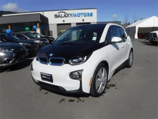 Used 2014 BMW i3 ELECTRIC-RANGE EXTENDER, NAV, HEATED SEATS for sale in Duncan, BC