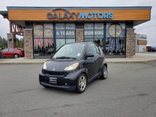 Used 2008 Smart fortwo PASSION - Heated Seats, Full Power Package, Low KM's!! for sale in Courtenay, BC