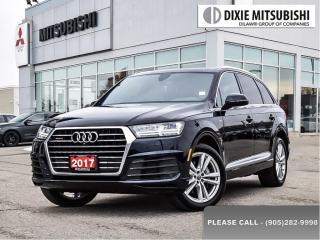 Used 2017 Audi Q7 QUATTRO for sale in Mississauga, ON