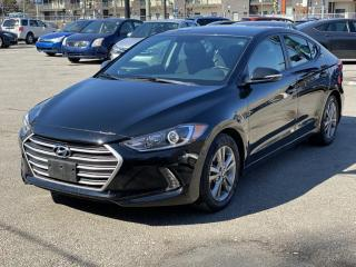 Used 2017 Hyundai Elantra 4DR SDN for sale in Scarborough, ON