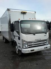 Used 2015 Isuzu NQR 20 Aluminum Van Body for sale in Kitchener, ON