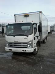 Used 2015 Isuzu NQR 20 Aluminum Van Body for sale in Kitchener, ON