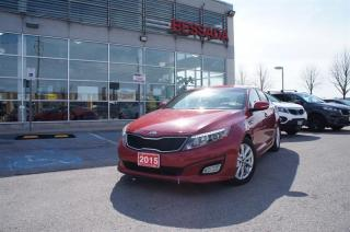 Used 2015 Kia Optima EX at for sale in Pickering, ON