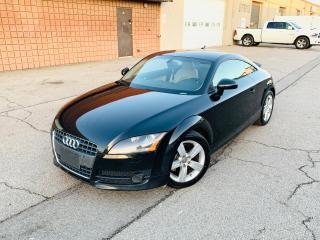 Used 2008 Audi TT 2.0T for sale in Burlington, ON