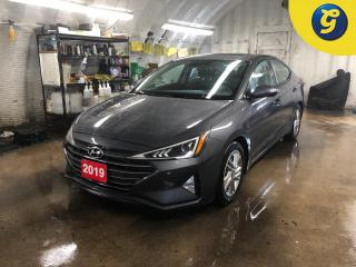 Used 2019 Hyundai Elantra Sunroof & Safety Package * Sunroof * Android Auto and Apple CarPlay * Autonomous Emergency Braking (AEB) with Pedestrian Detection and Rear Collision for sale in Cambridge, ON