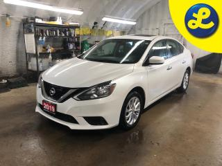 Used 2019 Nissan Sentra SV Sunroof * RearView Monitor Back-Up Camera * Apple Car Play Android Auto * SPORT mode * Push button ignition *  Heated front seats * Keyless/Passive for sale in Cambridge, ON