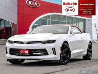 Used 2018 Chevrolet Camaro 1LT for sale in Mississauga, ON