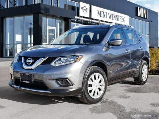 Used 2016 Nissan Rogue S ALL WHEEL DRIVE! for sale in Winnipeg, MB