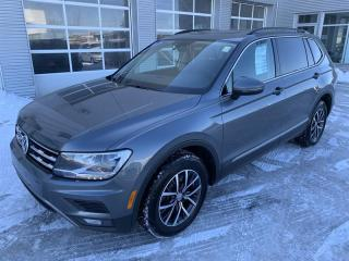 Used 2018 Volkswagen Tiguan Comfortline 2.0T 8sp at w/Tip 4M for sale in Gatineau, QC
