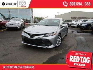 New 2020 Toyota Camry LE for sale in Moose Jaw, SK