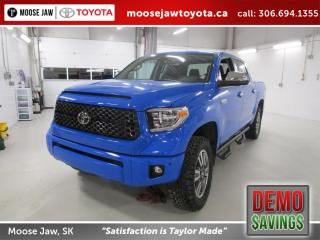 New 2020 Toyota Tundra Crewmax Platinum for sale in Moose Jaw, SK
