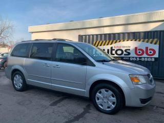 Used 2010 Dodge Grand Caravan Stow n Go for sale in Laval, QC