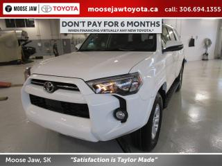 New 2020 Toyota 4Runner SR5 Package for sale in Moose Jaw, SK