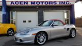 Photo of Silver 2003 Porsche Boxster