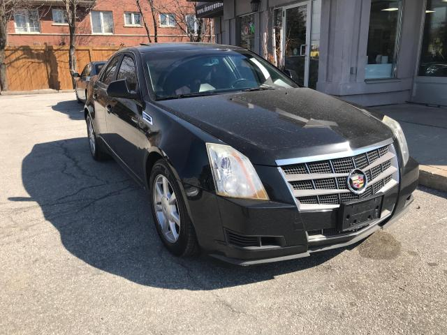 2008 Cadillac CTS Sold AS-IS