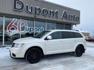Used 2016 Dodge Journey Traction avant 4 portes, SXT for sale in Alma, QC
