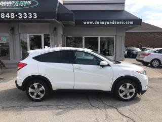 Used 2016 Honda HR-V EX for sale in Mississauga, ON