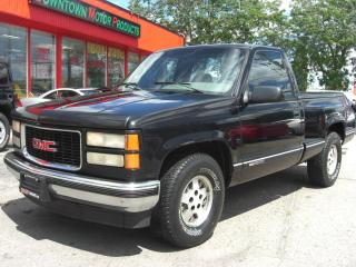 Used 1995 GMC Sierra 1500 STEPSIDE for sale in London, ON