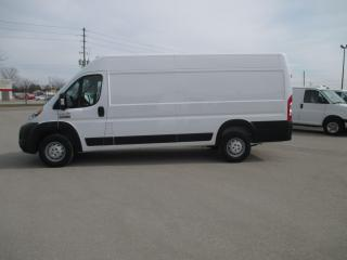 Used 2019 RAM ProMaster 3500 159  INCH w/BASE.HIGH ROOF.EXTENDED for sale in London, ON