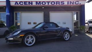 Used 2010 Porsche Boxster 2 dr Roadster for sale in Hamilton, ON