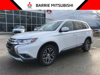 Used 2018 Mitsubishi Outlander ES Touring Edition AWC for sale in Barrie, ON