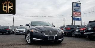 Used 2013 Jaguar XF V6 NAVIGATION SUNROOF ACCIDENT FREE CLAEN CAR FAX for sale in Brampton, ON