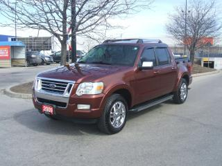 Used 2009 Ford Explorer Sport Trac LIMITED  2WD for sale in York, ON