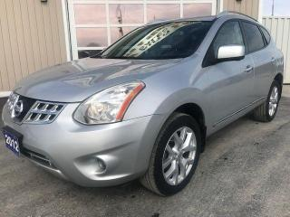 Used 2012 Nissan Rogue SL for sale in Tilbury, ON