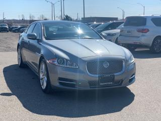 Used 2012 Jaguar XJ NAVI PANO HEATED COOLED SEATS for sale in Oakville, ON