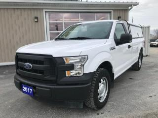 Used 2017 Ford F-150 XL for sale in Tilbury, ON