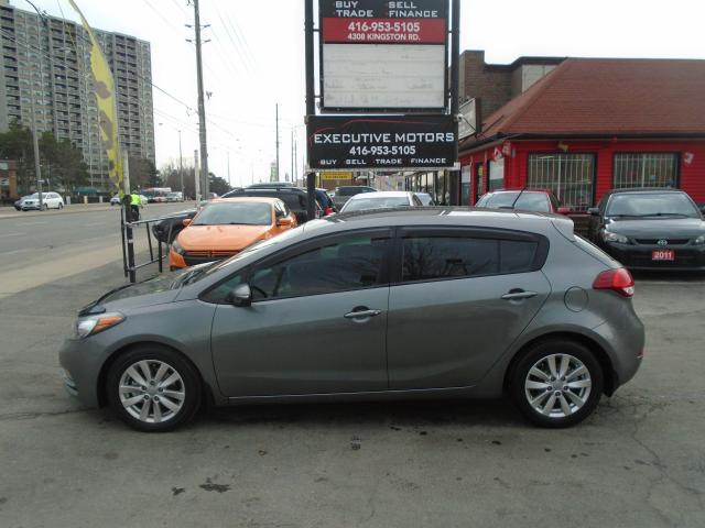 2015 Kia Forte5 LX+/ NEW BRAKES / CERTIFIED / HEATED SEATS / A/C