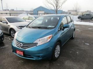 Used 2015 Nissan Versa Note SV for sale in Waterloo, ON