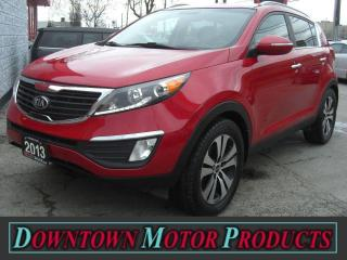 Used 2013 Kia Sportage EX for sale in London, ON