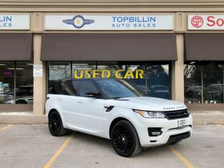 Used 2014 Land Rover Range Rover Sport V8 SC Dynamic, Brembo for sale in Vaughan, ON