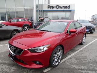 Used 2015 Mazda MAZDA6 GT for sale in St Catharines, ON