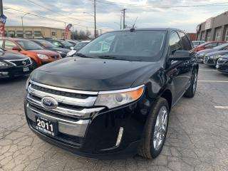 Used 2011 Ford Edge Limited -AWD for sale in Hamilton, ON