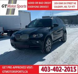 Used 2008 BMW X5 4.8i for sale in Calgary, AB